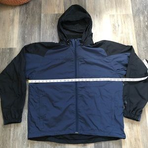 The North Face Performance Windbreaker Rain Jacket